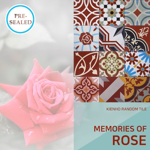 MEMORIES OF ROSE